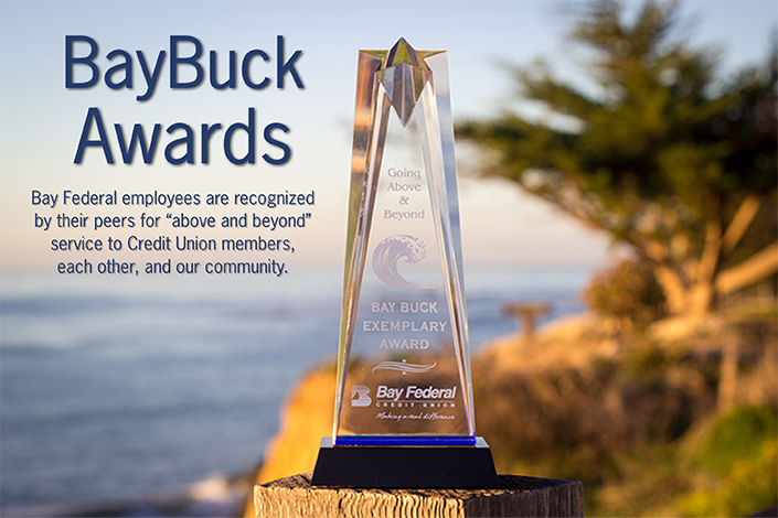 BayBuck Award page graphic