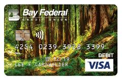CPI Debit Card - Forest