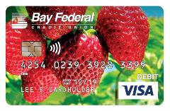 CPI Debit Card - Strawberries
